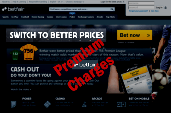 betfair exchange system